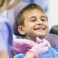 A che età è consigliabile la prima visita odontoiatrica?